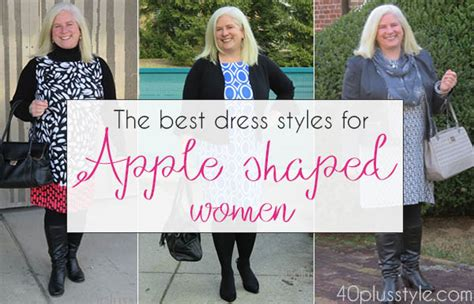 hairstyles for woman who have an apple shape the best dress styles for apple shaped women