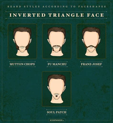 beard styles for inverted triangle face here s the best beard style that ll suit you according to