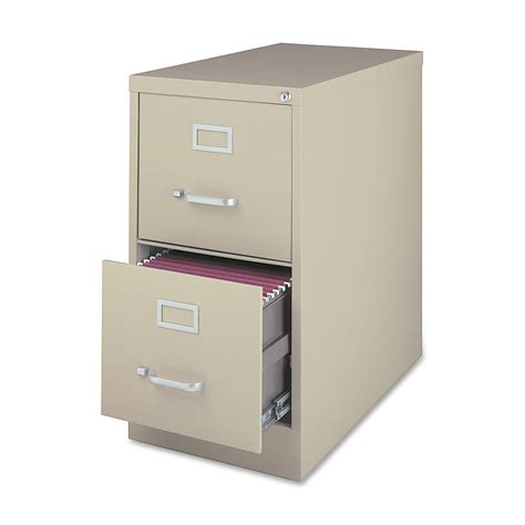 Vertical Drawer by Lorell Llr880 Two Drawer Vertical File Cabinet Atg Stores