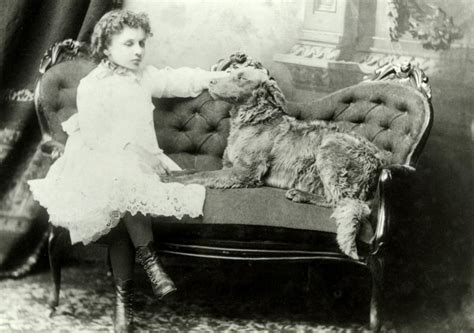 helen dogs helen keller biography and facts perkins school for the blind