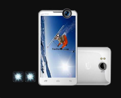 Micromax A111 Canvas Doodle Phone Specifications