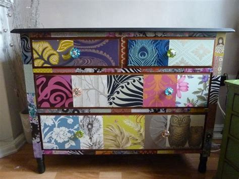 Decoupage Furniture For Sale - 52 best images about surface decoupage on