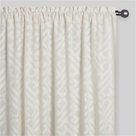 white crinkle sheer curtains aqua medallion crinkle voile curtains set of 2 world market