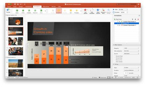 What S New In Powerpoint 2016 For Mac Microsoft 365 Blog Microsoft Office Templates For Mac