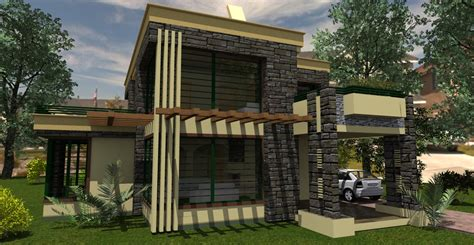 modern house plans in kenya conte 4 bedroom house design david chola architect