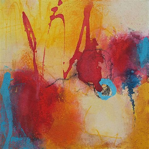 Moderne Kunst Vorlagen abstrakte malerei iris rickart acryl und mischtechnik