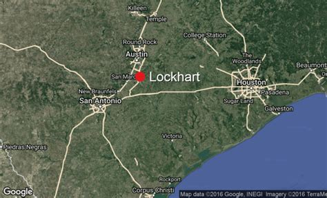 map of lockhart texas 16 dead after air balloon crashes in texas world cbc news