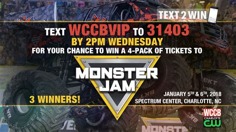 Tiket 2 Jam text2win jam tickets wccb