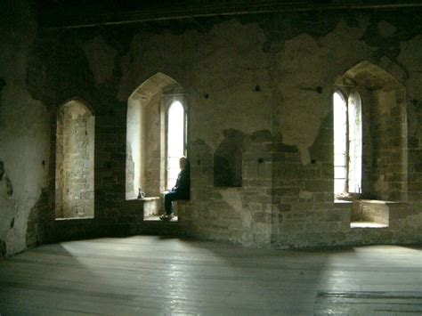 Tower Rooms by Acton Burnell Clun Castle Stokesay Castle Wigmore