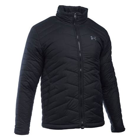 Jaket Ua Importt armour s coldgear reactor jacket out of stock free shipping at shoemall