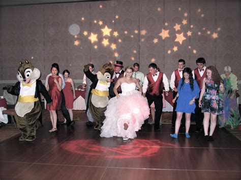 wedding characters walt disney world grand floridian orlando wedding djs