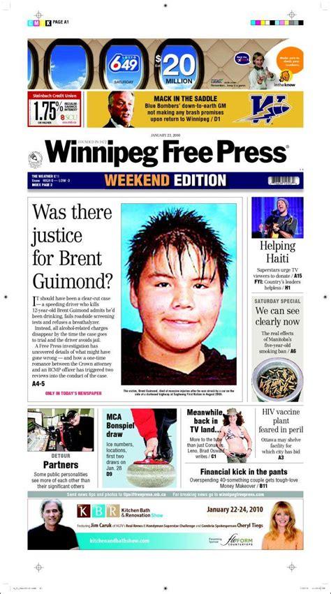 La free press personals