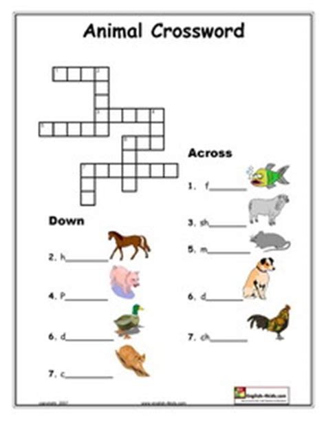 printable word games for dementia patients esl english vocabulary printable animal vocabulary