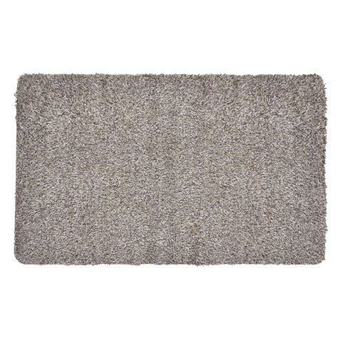 Absorbent Door Mats by Absorbent Barrier Floor Door Mat Cotton Blend Non Slip