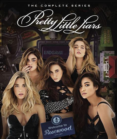 Pretty Covers Pretty Liars Dvd Release Date