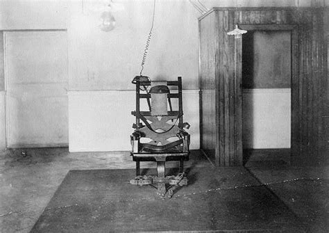 Penalty Electric Chair by Killing Capital