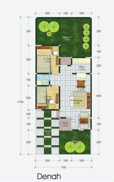 layout rumah type 60 denah rumah type 60 1 lantai design arsitektur 2015