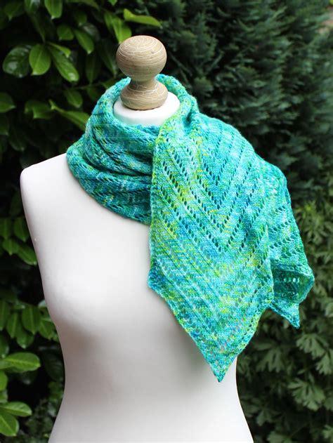 knitting today adjustable greenie shawl knitting pattern