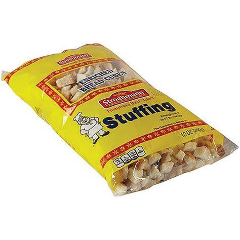 stroehmann stuffing enriched bread cubes wegmans