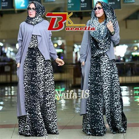 Setelan Naifa 18 By Baenetta gamis fashion butiq laman 7