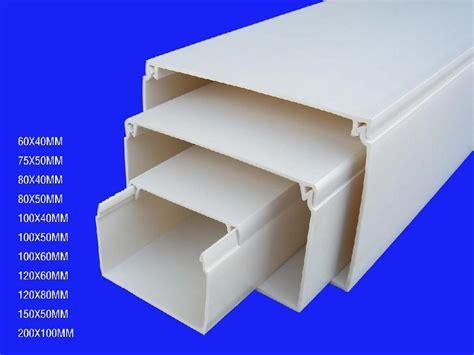 Kabel Duct Pvc Trunking Fa002 Shingfong China Manufacturer