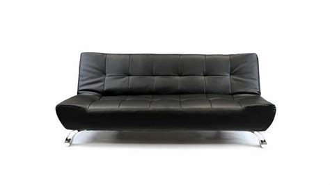 3 seater leather sofa bed furnisho verona faux leather sofa bed 3 seater modern