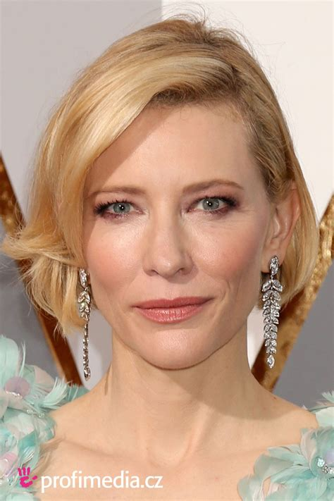 In Frisuren by Cate Blanchett Frisur Zum Ausprobieren In Efrisuren