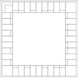 Monopoly Blank Board Template by Pin Blank Monopoly Board By Marc On
