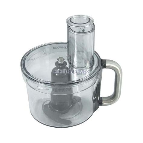 accessori per robot da cucina kenwood kenwood at647 food processor per chef serie titanium
