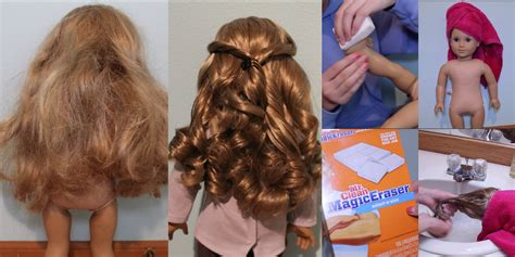 Doll Hairstyles For Curly Hair by Hairstyles For American Dolls With Curly Hair