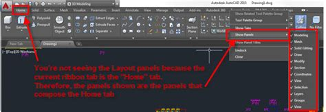 layout tabs missing autocad 2015 solved layout tab missing autodesk community