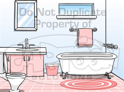 cartoon picture of bathroom bathroom illustrator cartoon solutions