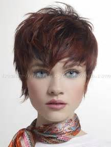 shag pixie haircut pixie shag hairstyle hairstyles haircut dark brown hairs