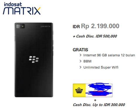 Handphone Blackberry Z3 harga blackberry z3 jakarta paket bundling mentari xl dan