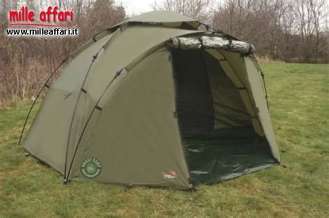 tenda da pesca tenda da carp fishing two dome tecnicarp sacco a