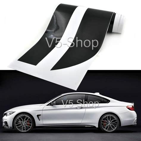 Bmw Sticker Body by 2x 85inch M Performance Side Skirt Stripe Car Sticker Body