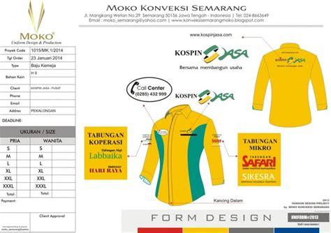 Kaos Kombinasi Polisi Coklat 42 best konsep desain seragam kerja moko konveksi images