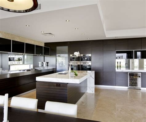 large kitchens design ideas cushty open concept kitchen along with half wall half open