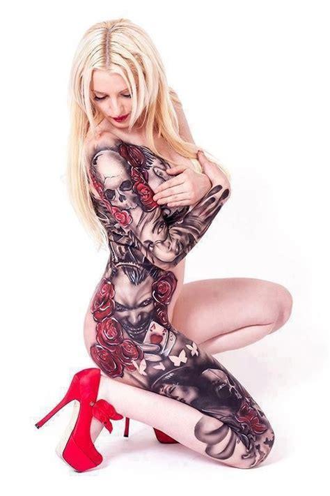 body tattoo on woman tattoo ideas