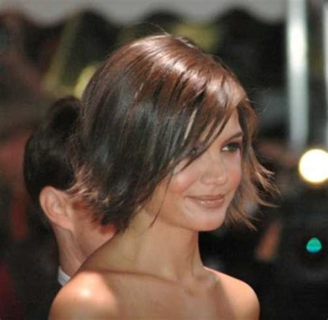how to cut a katie holmes bob 20 katie holmes short bob hairstyles bob hairstyles 2017