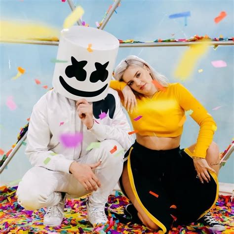 marshmello you and me singer marshmello anne marie lyrics songs and albums genius