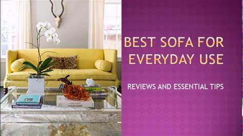 best for everyday use best sofa bed for everyday use