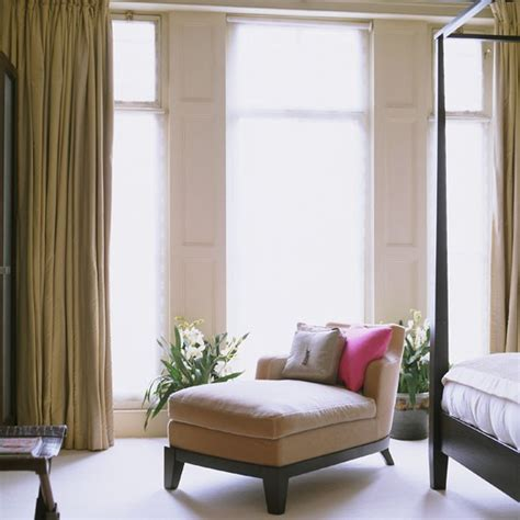 bedroom seat bedroom seating take a tour of this contemporary london