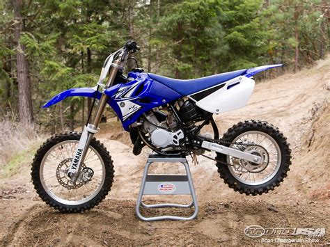 Yamaha Yz85 2011 yamaha yz85 ride photos motorcycle usa