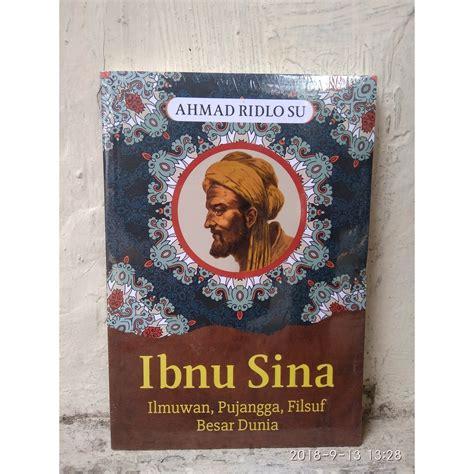 ibnu sina avicenna sarjana pujangga  filsuf