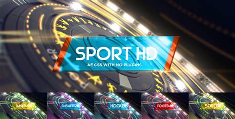 6 in1 multi sport intro pack sports envato videohive