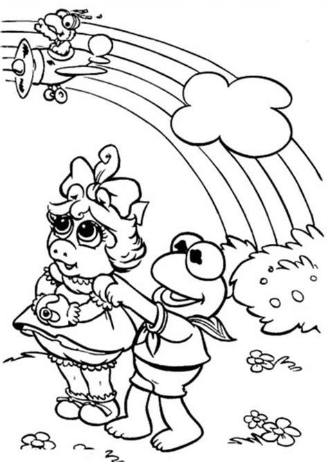 miss piggy coloring pages coloring pages ideas reviews