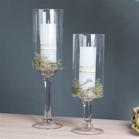 Glass Vase Table Centerpieces Popular Clear Tall Vases Buy Cheap Clear Tall Vases Lots