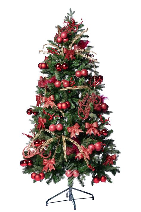 fraser fir 6ft artificial christmas tree uniquely