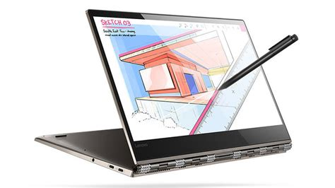 Lv 2in1 2 lenovo 920 review a premium 2 in 1 convertible with excellent battery review zdnet